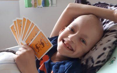 Patenschaften für Glückstourkinder